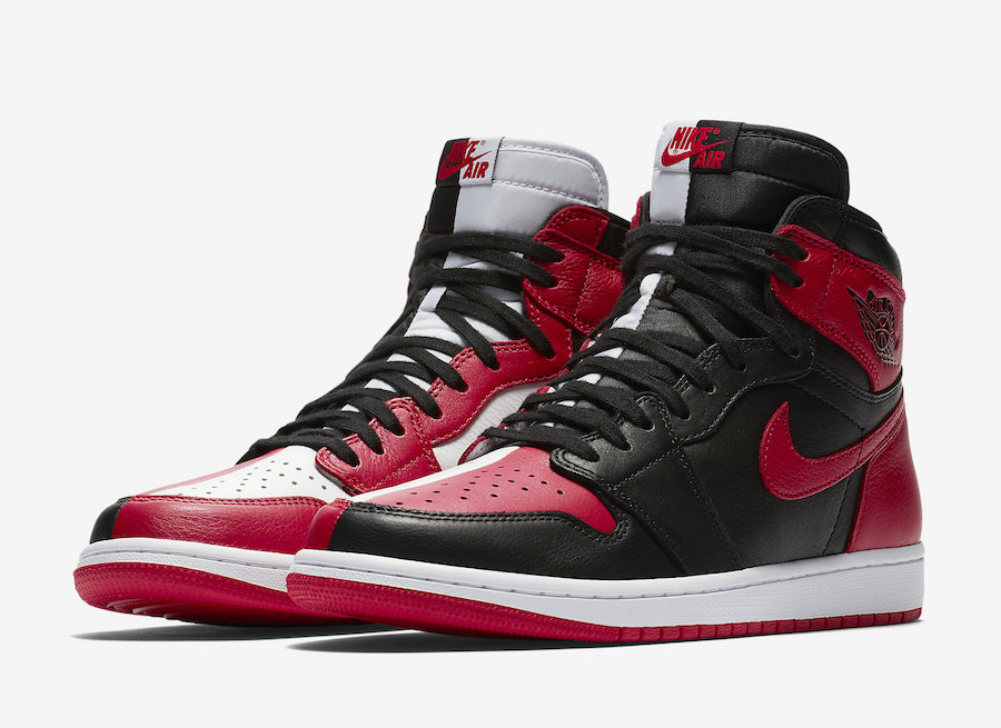 "Where To Buy: Nike Air Jordan 1 ""Homage To Home"" Store List & Release Info"