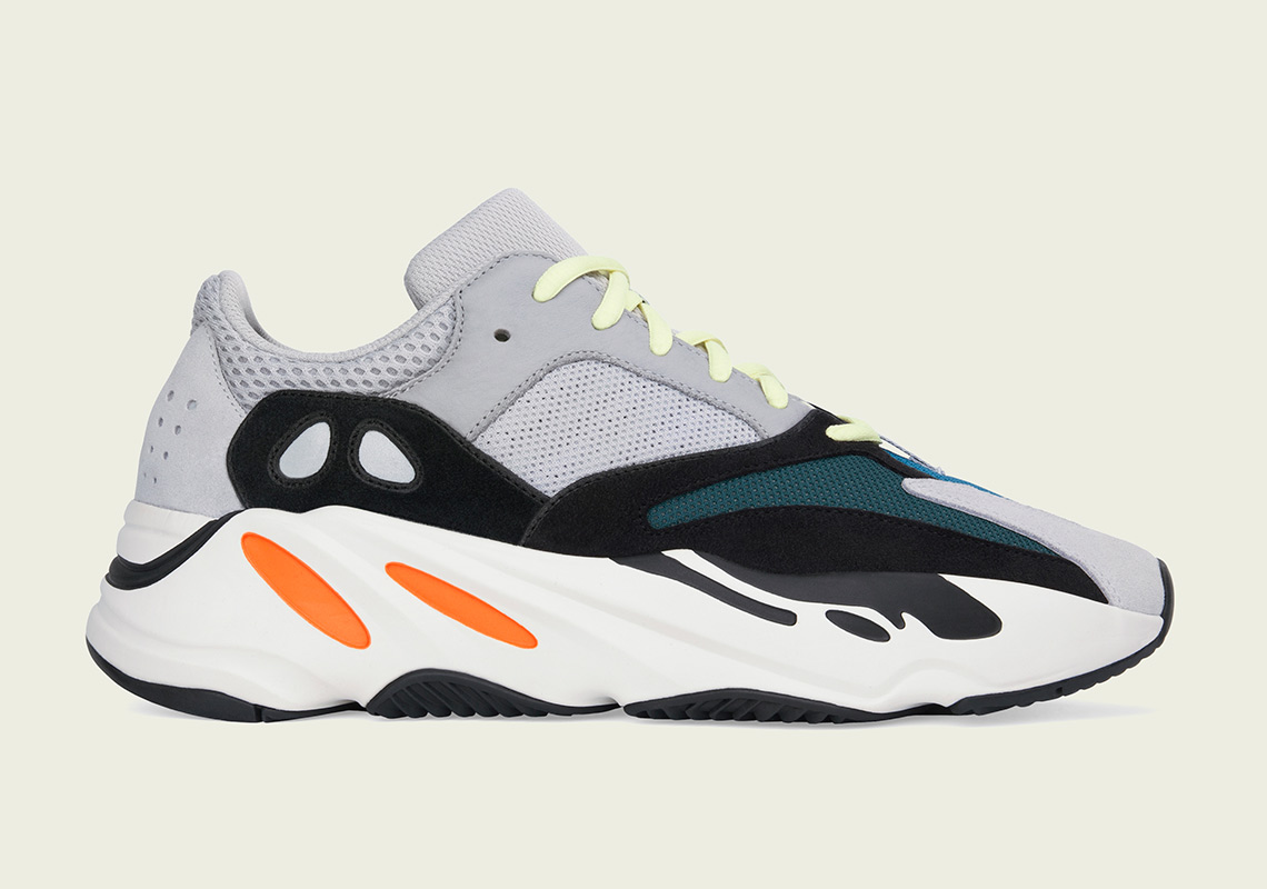 "2ee8ee4c3 The adidas Yeezy Boost 700 ""Wave Runner"" restocking worldwide on Saturday"
