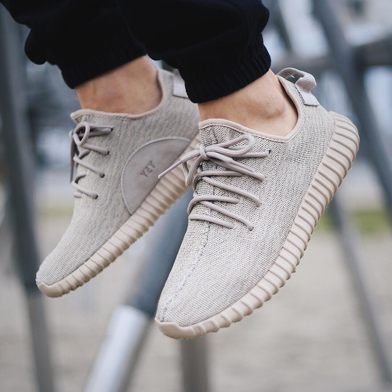 """buy online 5708e be42a adidas Yeezy Boost 350 """"Oxford Tan"""". Color  Light Stone Oxford Tan-Light  Stone Style    AQ2661 Release Date  December 29, 2015. Price   200"""