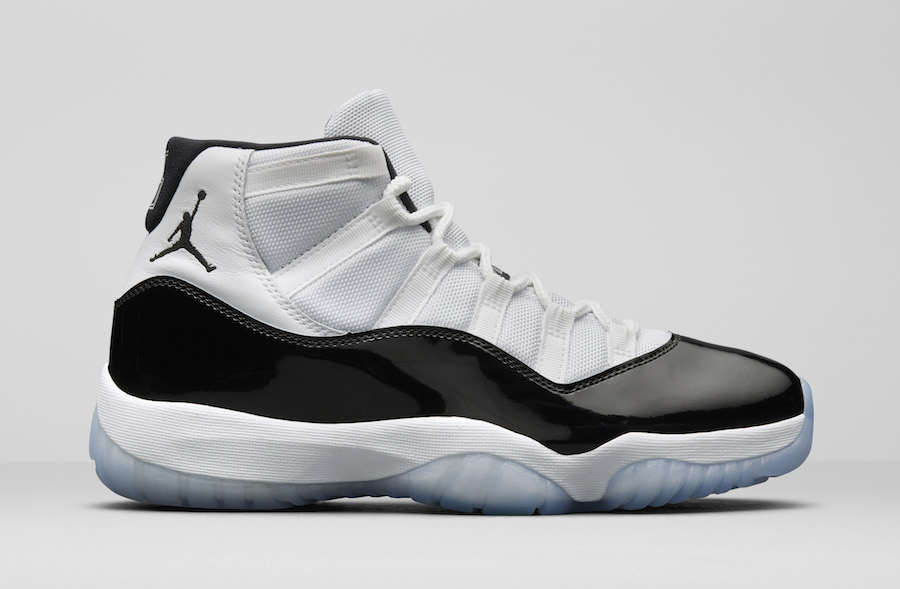 "2eec5633710 Air Jordan 11 ""Concord"" 2018 Buying Guide in Full Family Sizing ..."