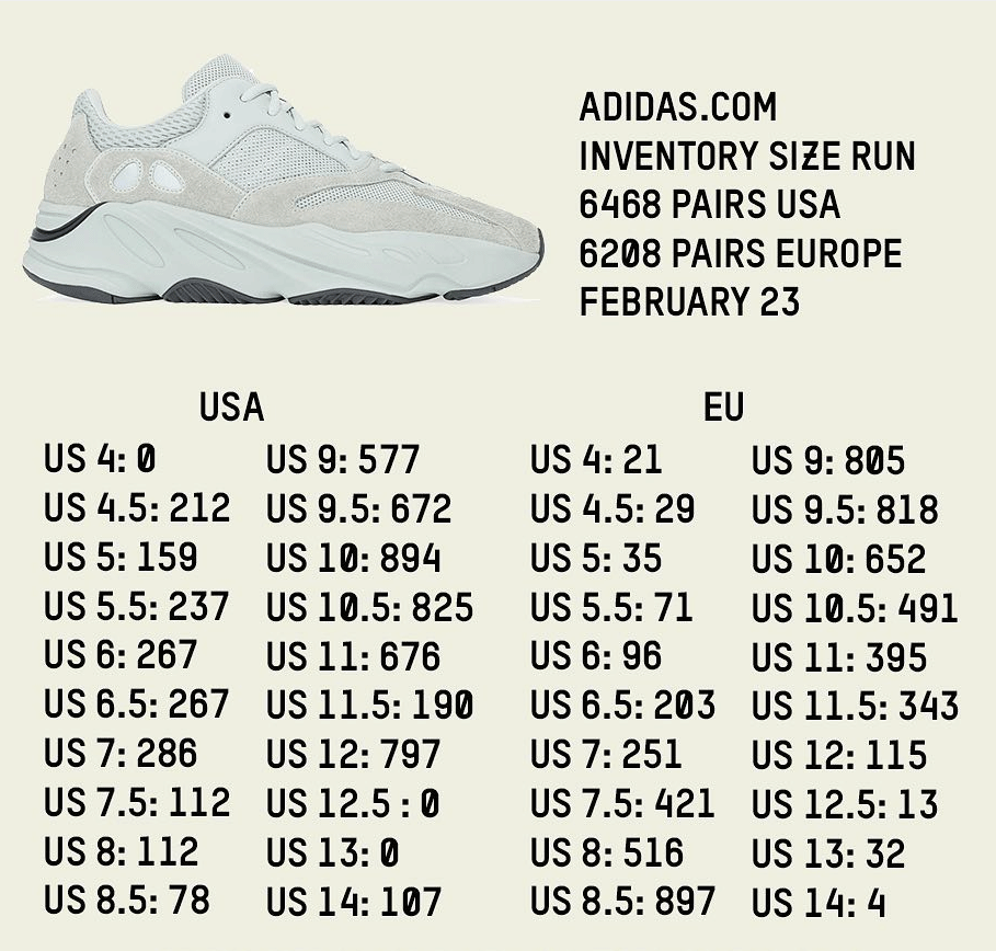 3858e85a5ff Pre-order One Pair At Your Size On YEEZY MAFIA - adidas Yeezy Boost 700 V2