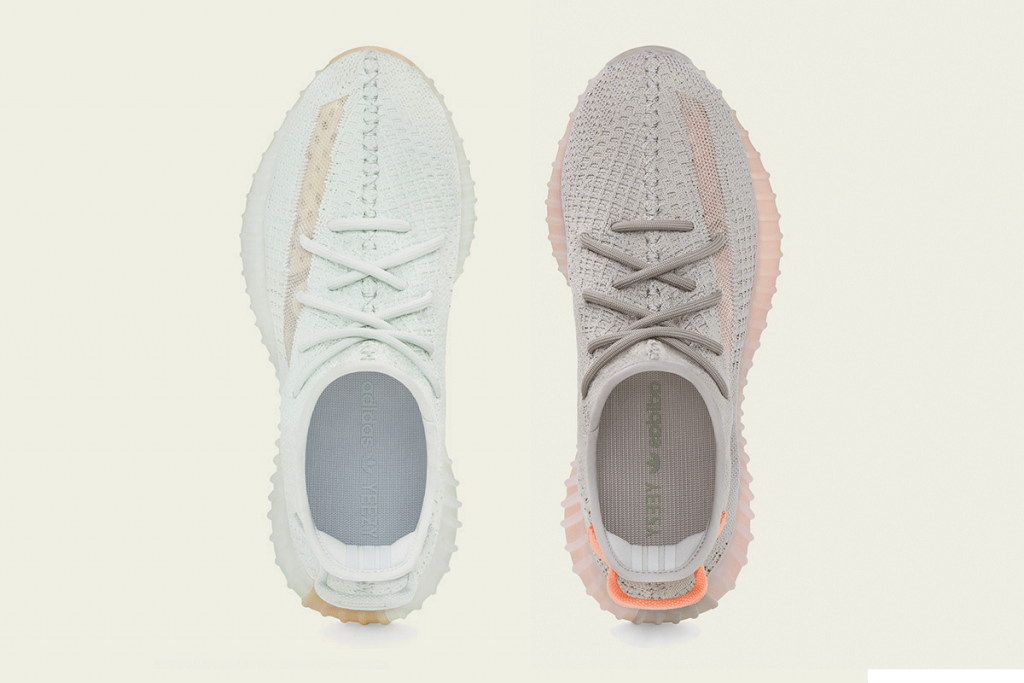 """a0869bae1 adidas YEEZY BOOST 350 V2 """"Hyperspace"""" Vs. """"Trfrm"""""""